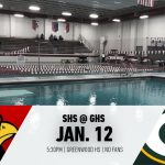 Swimming @ Greenwood – 1/12