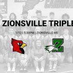 Wrestling @ Zionsville – 1/12