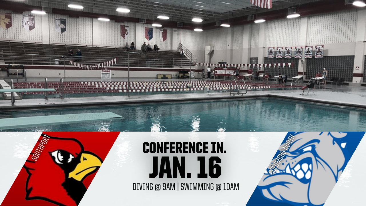 Conference Indiana Swimming Championship – 1/16