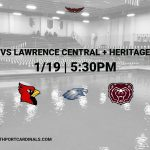 Swimming vs Heritage Christian + Lawrence Central
