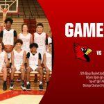 9th Boys Basketball @ Chatard – 1/20