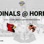 V Girls Basketball @ Beech Grove – 1/23