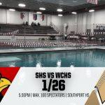 Swimming vs Warren Central – 1/26