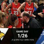 Girls Basketball @ Franklin Central – 1/26