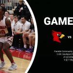 V/JV Boys Basketball vs Franklin Community – 1/30