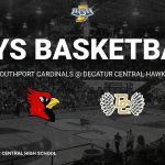 Boys Basketball vs Decatur Central – 2/6