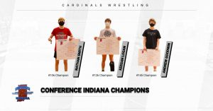 Conference Indiana Wrestling Championship – Photos