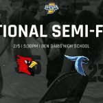 Girls Basketball Sectional Semi-Final – 2/5