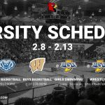Varsity Events Feb. 8 – Feb. 13