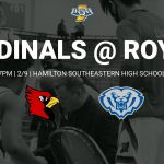 Boys Varsity Basketball @ Hamilton Southeastern – 2/9