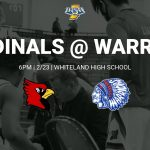 Boys Basketball @ Whiteland – 2/23