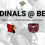 Boys Basketball @ Lawrence Central – 2/25