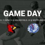 V/JV Baseball vs Whiteland – 4/6