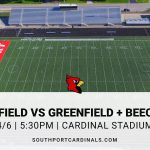 Track and Field vs Greenfield-Central+Beech Grove