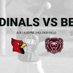 V Softball vs Lawrence Central – 4/8