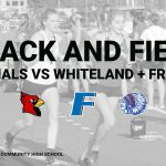 Track and Field @ Franklin + Whiteland – 4/8