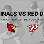 V/JV Baseball vs Pike – 4/10