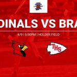 V Baseball vs Terre Haute South – 4/9