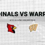 V Softball vs Warren Central – 4/12