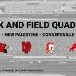 Boys and Girls Track + Field Quad Meet – 4/13