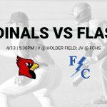 V/JV Baseball vs Franklin Central – 4/13