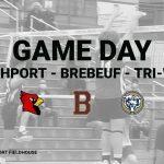 Boys Volleyball vs Brebeuf/Tri-West – 4/15