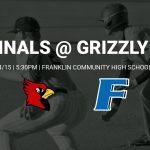 V/JV Baseball @ Franklin – 4/15
