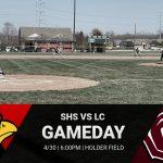 Varsity Baseball vs Lawrence Central – 4/30