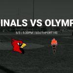 JV Baseball vs Columbus East – 5/3