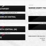 Marion County Baseball Round 1 + 2