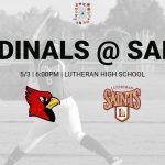 V Softball @ Lutheran – 5/3