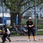 Donovan/Tri-Point Coop Softball vs. LeRoy on May 1st