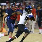 No. 1 Chandler football given first serious challenge by Centennial in 31st straight win