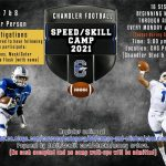 Chandler Football Speed/Skill Camp 2021