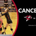 Volleyball against Marlboro County Cancelled