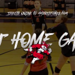 Red Fox Volleyball: Last home game TONIGHT!