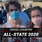 Cross Country All-State Individuals