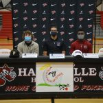 Three Red Foxes sign to play at the next level