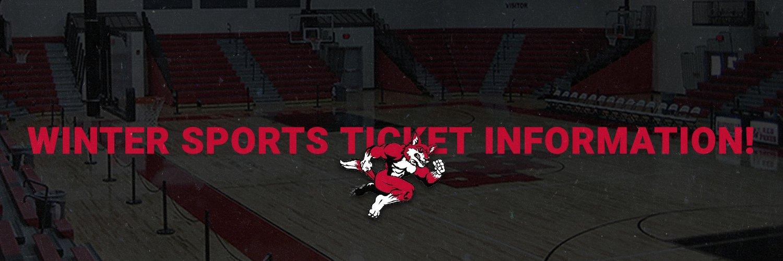 Winter Sports Ticket Information