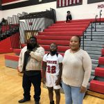 Girl's Basketball Senior Night