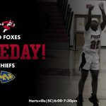 GAMEDAY! Lady Red Foxes vs. NMB