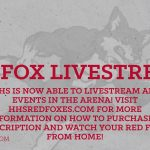 Livestream the Red Foxes – NFHS Network