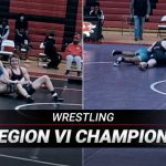 Wrestling: Red Foxes crowned two Region Champs!
