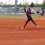 JV Softball opened the season at the Lugoff Invitational