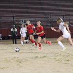 Girls Varsity Soccer beats Brookland-Cayce 5 – 4