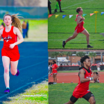 Three Red Foxes qualify for the Coaches Classic Elite Track Meet