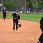 Varsity Softball beats West Florence 10 – 4