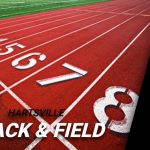 Track and Field Competes in the FLODAR Area Meet