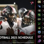 Red Fox Football Releases 2021 Schedule