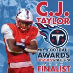 Taylor named Mr. Football finalist